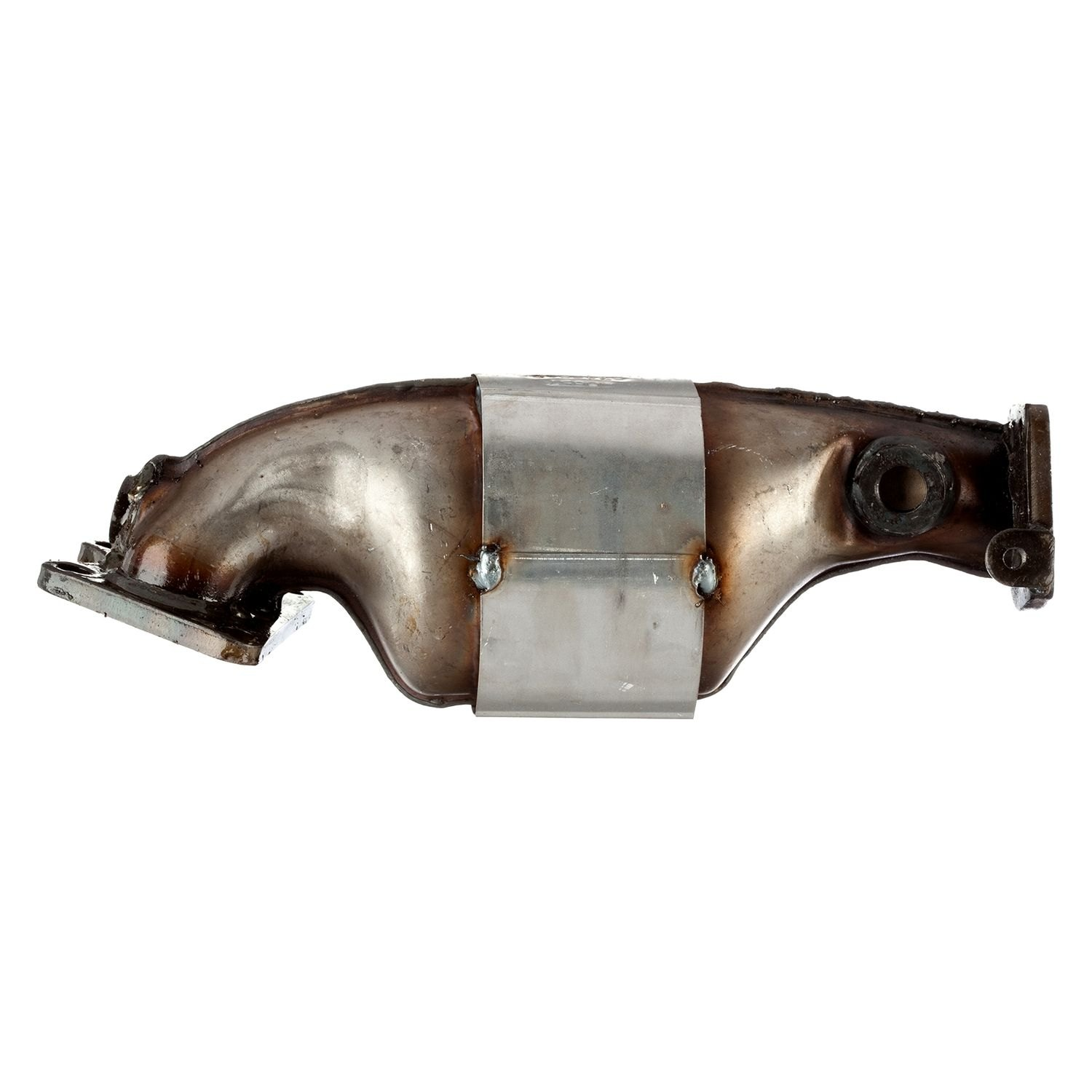 Acura MDX 2003 Stainless Steel Natural Exhaust