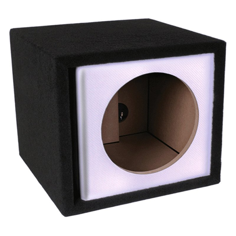 Carbon fiber subwoofer box