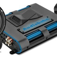 Audiobahn® - Murdered Out Series Amplifier