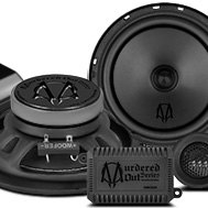 Audiobahn® - Murdered Out Series Subwoofers