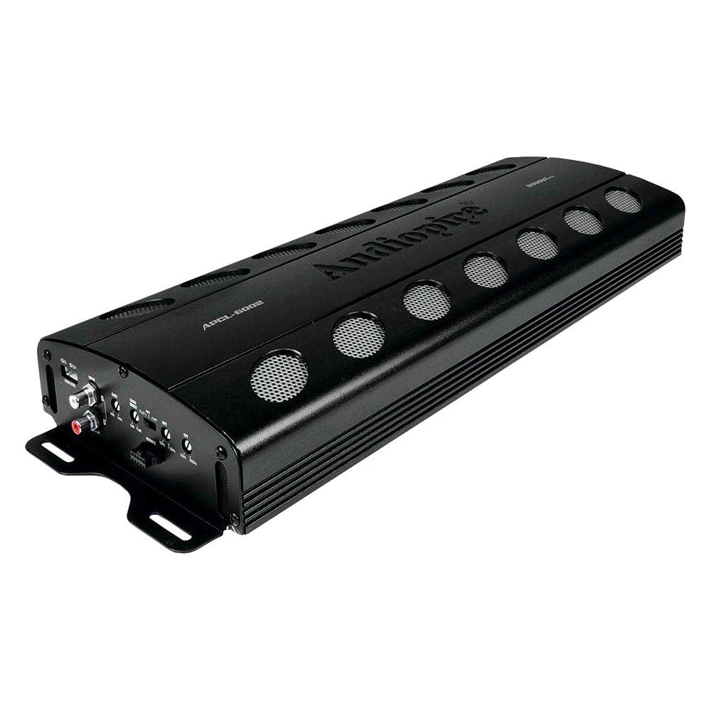 Audiopipe APCLE6002 APCLE Series Class AB 2-Channel 2000 Watt Amplifier NEW