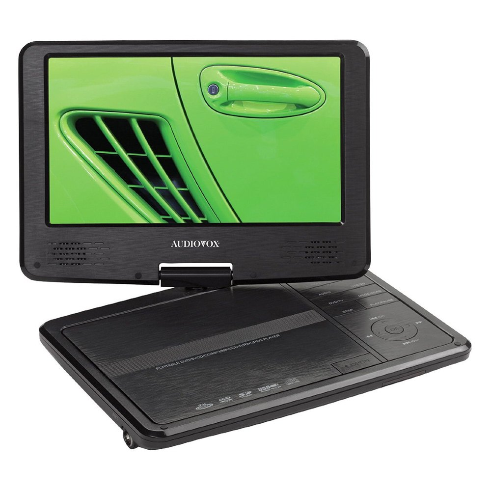 audiovox ds9521pk 9 portable dvd player. Black Bedroom Furniture Sets. Home Design Ideas