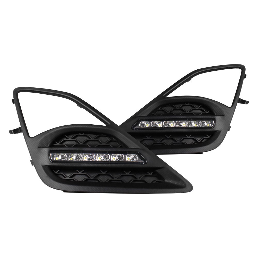 auer automotive led daytime running lights. Black Bedroom Furniture Sets. Home Design Ideas