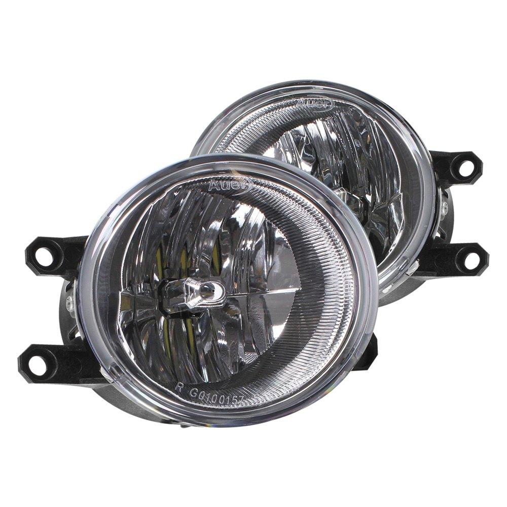 auer automotive u00ae toyota corolla 2009 2010 factory style 2016 toyota corolla led fog lights 2004 toyota corolla led fog lights