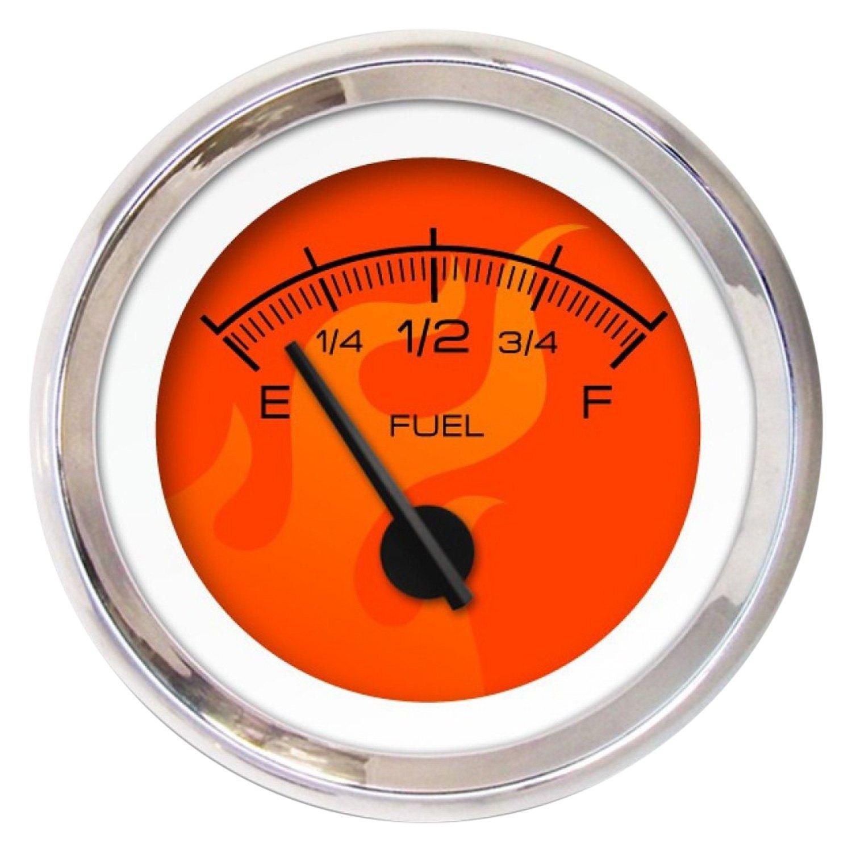 Ghost Flame Green Fuel Level Gauge GAR284ZEXKABCD Aurora Instruments