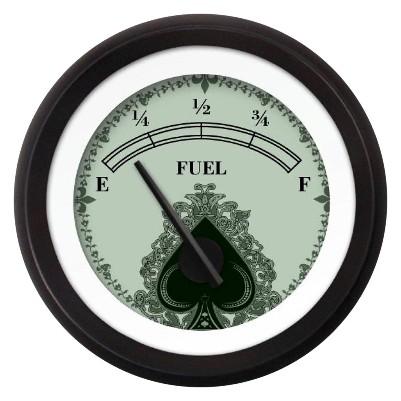 aurora instruments gar2112zmxkaccc spade fuel level gauge. Black Bedroom Furniture Sets. Home Design Ideas