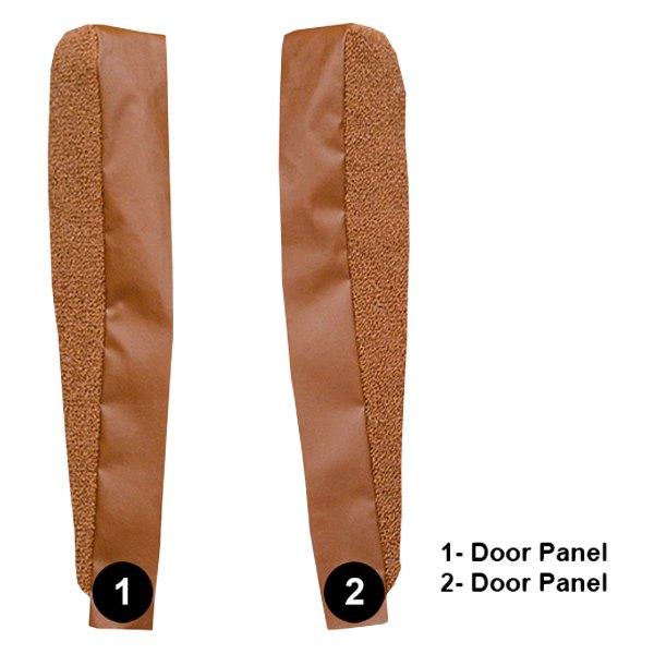 Auto Custom Carpets 3540-230-1231000000 Door Panel