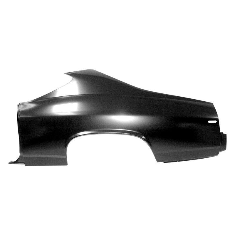 Aluminum Car Panels : Auto metal direct chevy chevelle coupe quarter panel