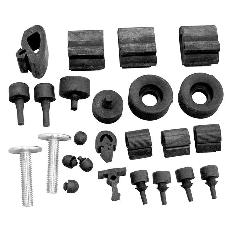 Metal Bumper Kit : Auto metal direct body bumper kit