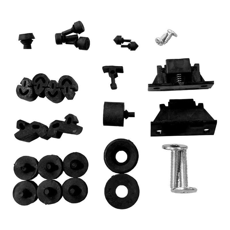 Metal Bumper Kit : Auto metal direct f bbk fdc™ body bumper kit