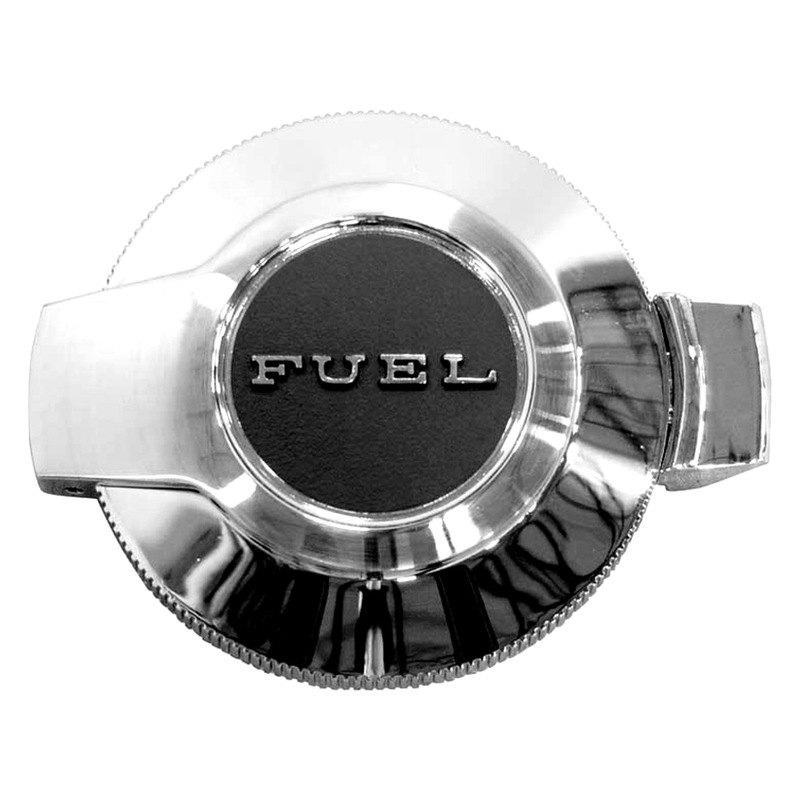 Automotive Gas Cap : Auto metal direct fuel tank cap