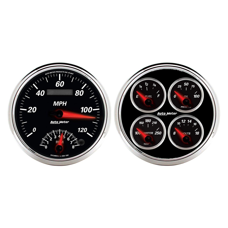 Auto Meter U00ae 1204