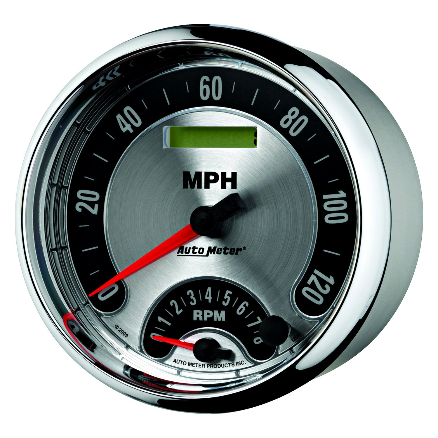 Muscle Car Tachometer Repair