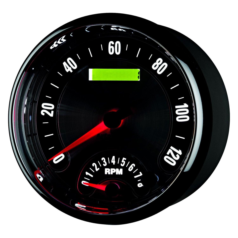Auto Meter 1295 American Muscle Series 5 U0026quot  Tachometer