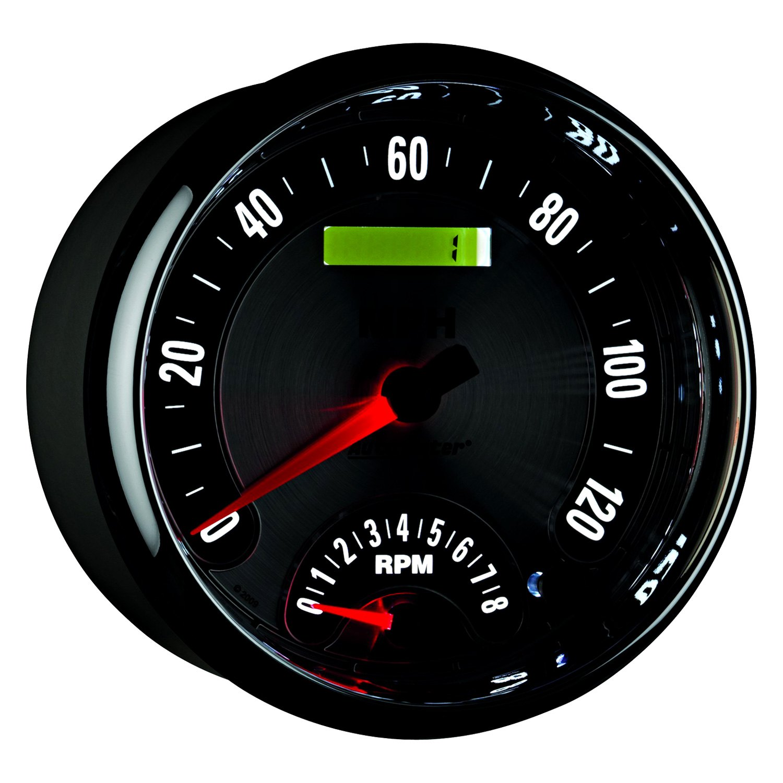 Auto Meter U00ae 1295