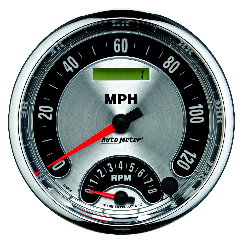 Auto Meter U00ae 1295  Tachometer
