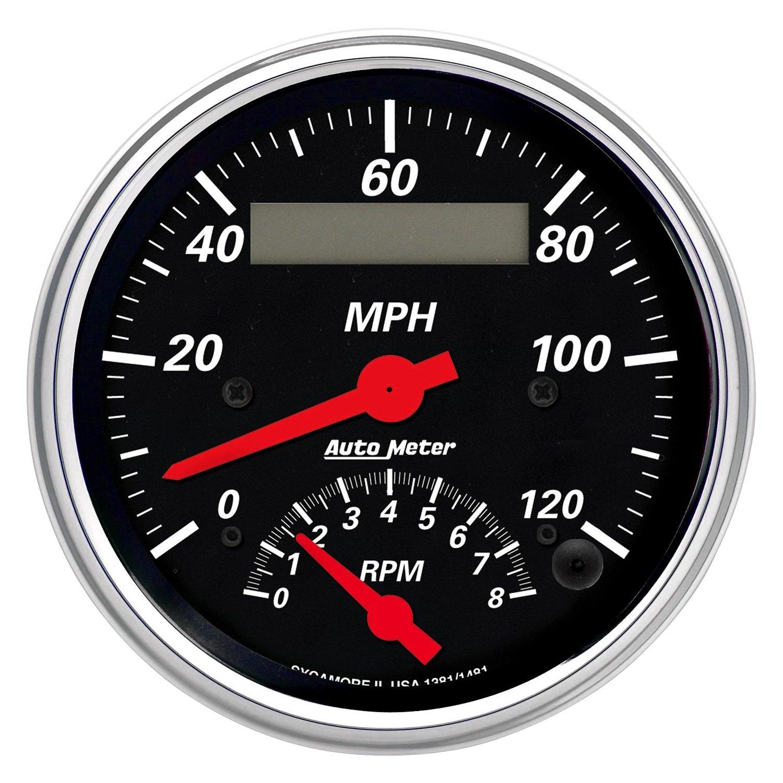 Auto Meter 1481  Tachometer In