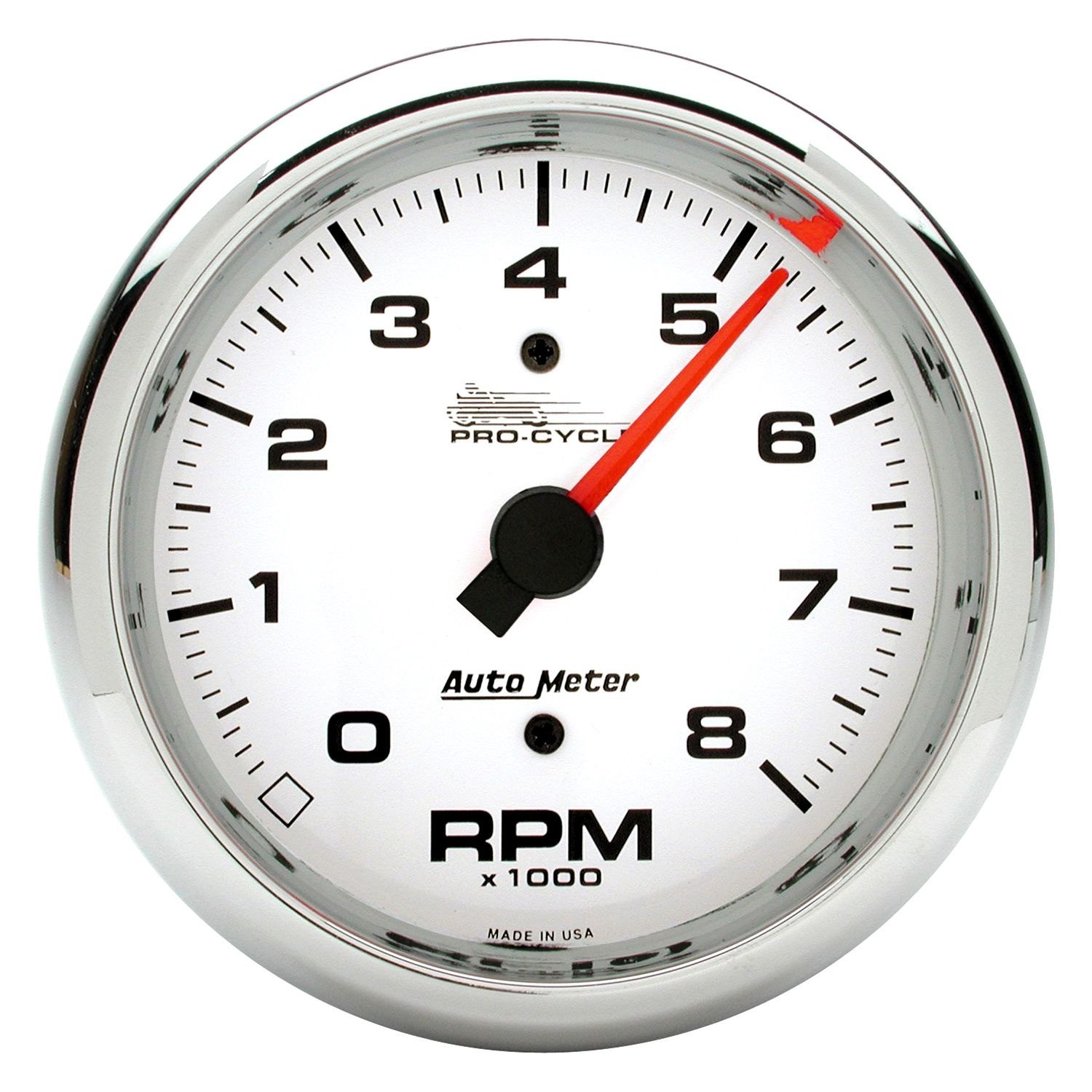 Auto Meter Tach Wiring Pro Cycle | Wiring Library