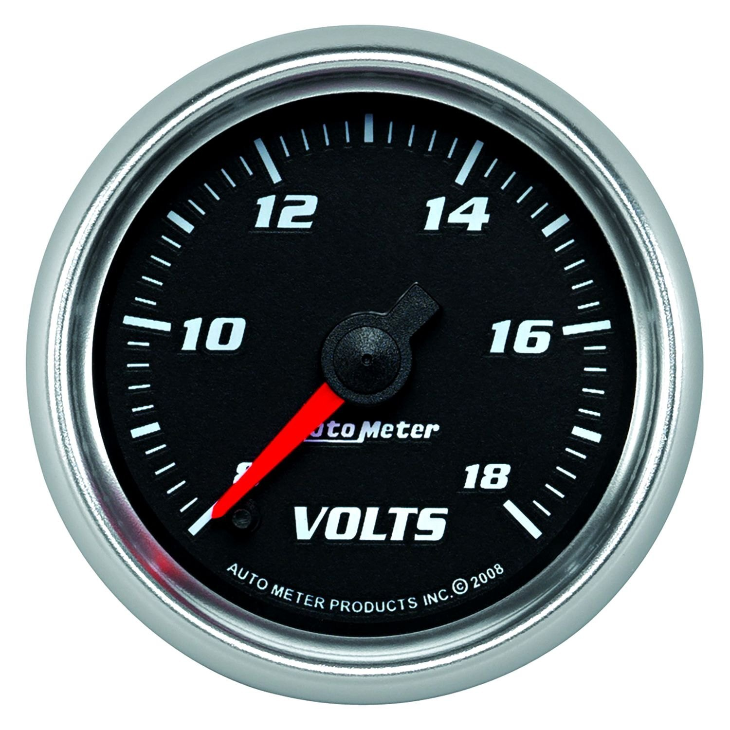 Checking Electric Fence With Voltmeter : Autometer voltmeter installation instructions