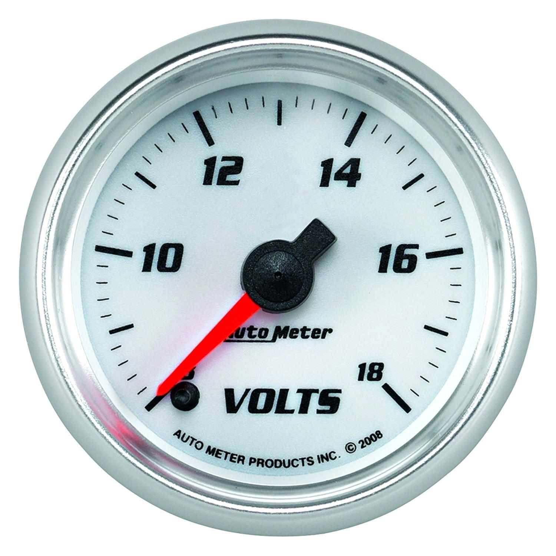 Hook up fuel gauge