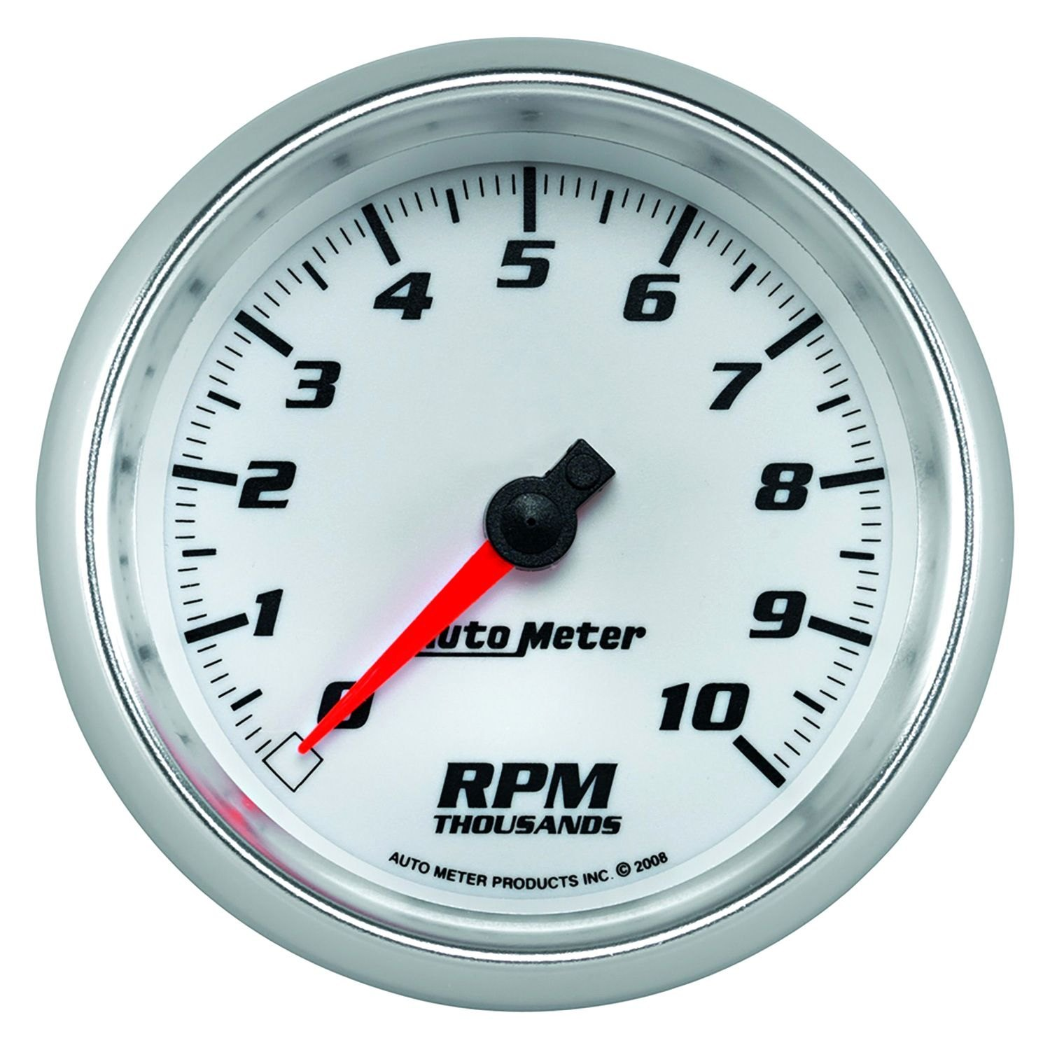 Auto Meter Electronic Speedometers : How to install an auto meter pro comp ultra lite voltmeter