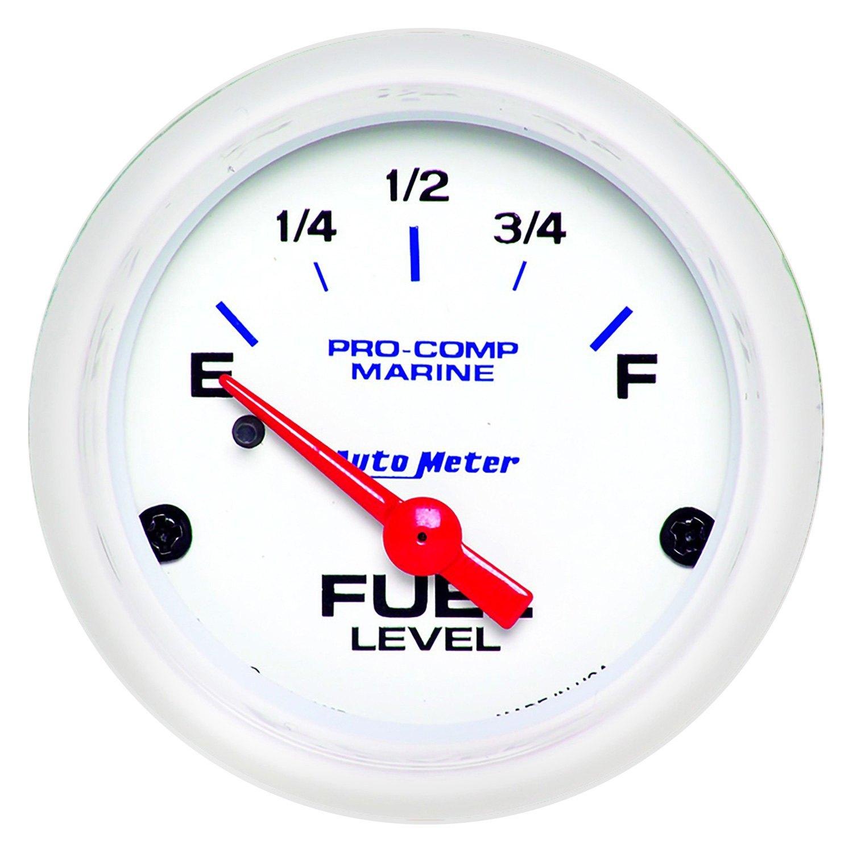 Auto Meter® 200760 - Marine 2-1/16\