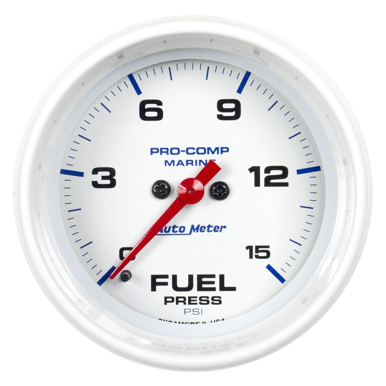 Auto Meter® 200848 - Marine 2-1/16\