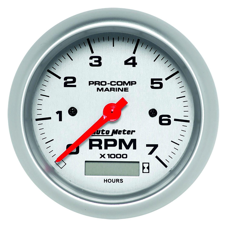 Auto Meter® 200890-33 - Marine 3-3/8\