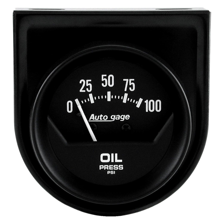 Auto Gage Gauges : Auto meter gage™ gauge console kit