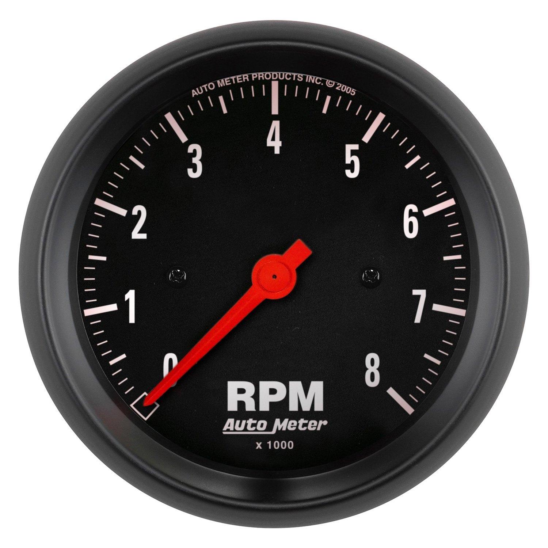 Auto Meter U00ae 2699  8 U0026quot  In
