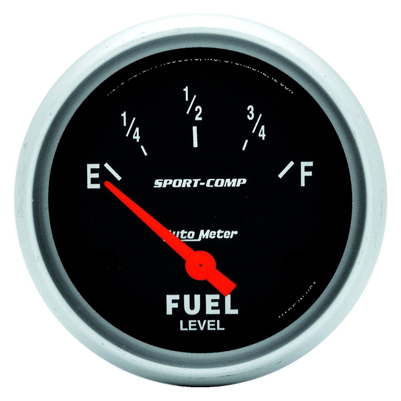 Auto Meter U00ae 3514  8 U0026quot  Fuel Level Gauge