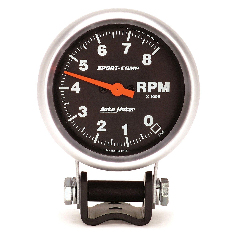 Auto Meter U00ae 3708  8 U0026quot  Pedestal