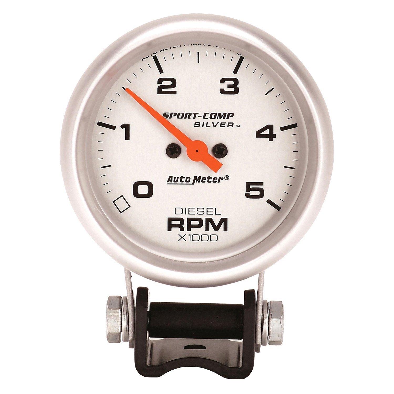 auto meter 3788 ultra lite tachometer pedestal gauge rh carid com On a Volt Gauge Wiring Diagram for a VW Amp Gauge Wiring Diagram