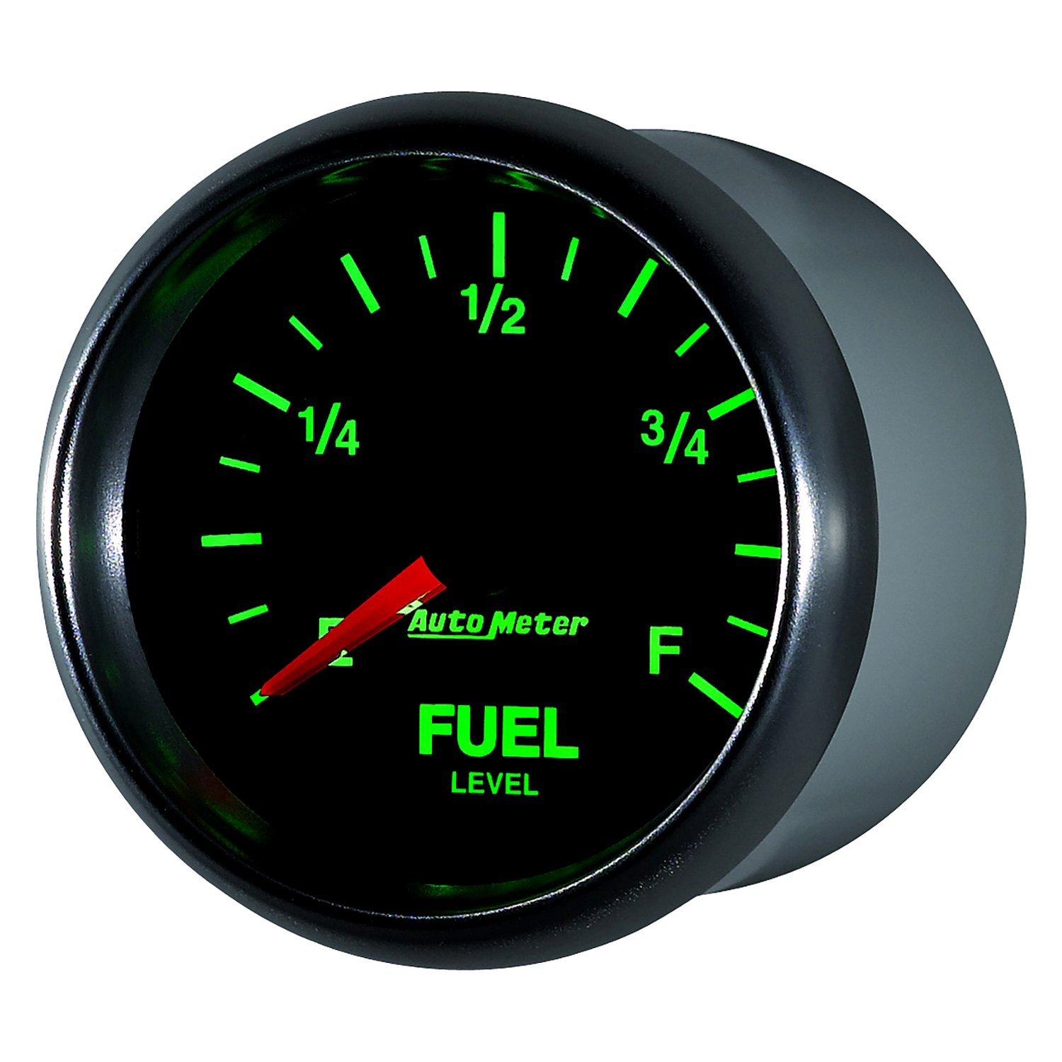 how to use a fuel level gauge