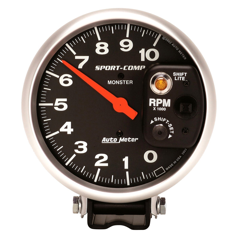 Auto Meter U00ae 3903