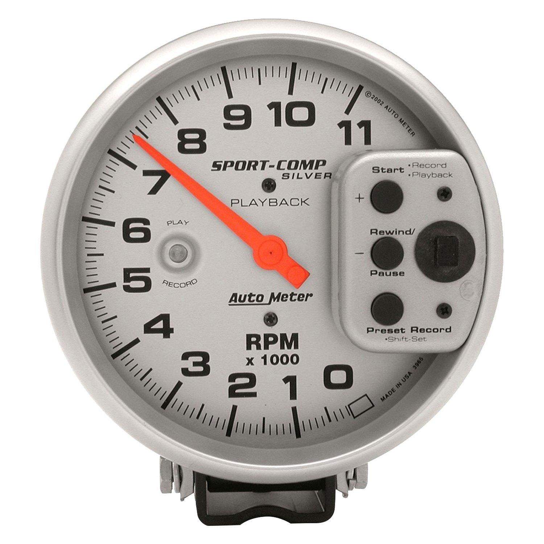 Auto Meter U00ae 3965