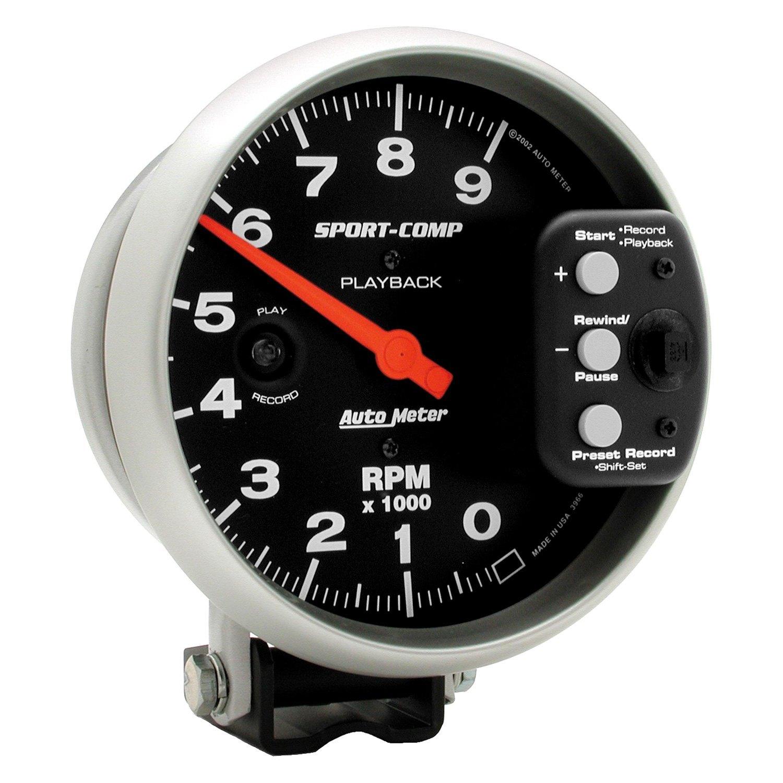 Auto Meter U00ae 3966