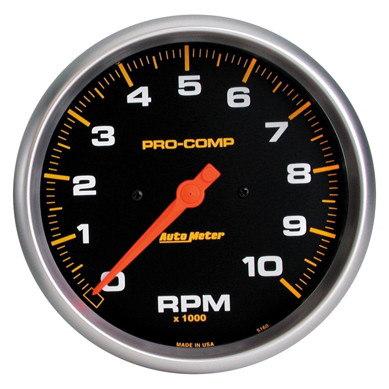 Auto Meter U00ae 5160
