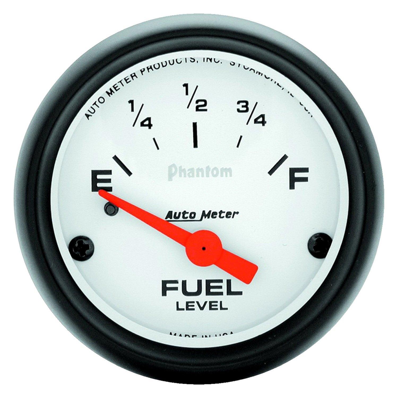 Auto Meter U00ae 5716  16 U0026quot  Fuel Level Gauge