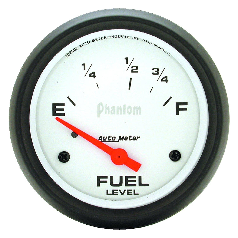 Auto Meter U00ae 5815  8 U0026quot  Fuel Level Gauge