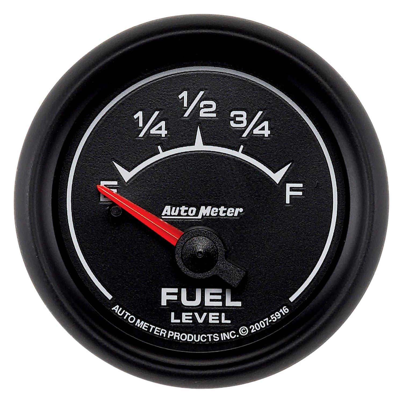 Universal Auto Gauges : Auto meter es series quot fuel level gauge