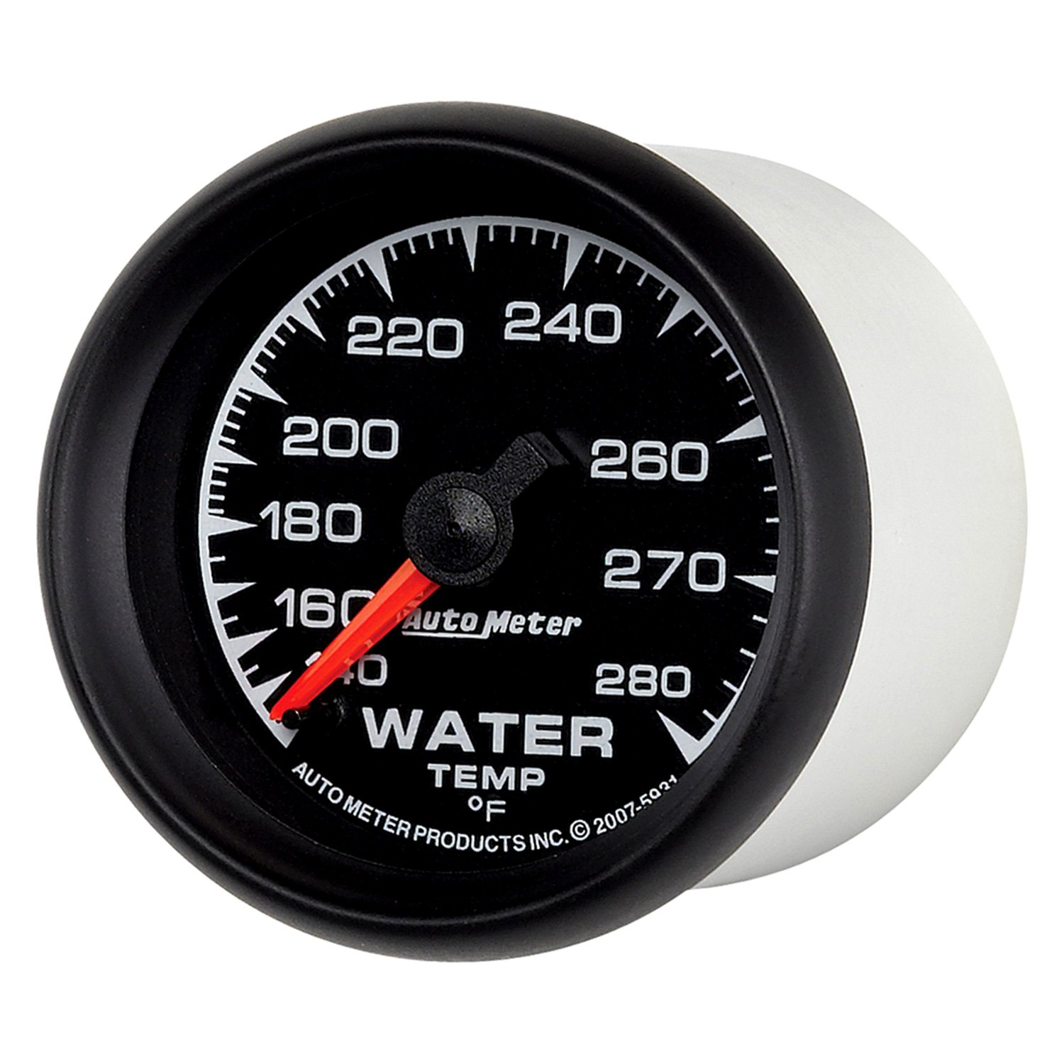 Auto Meter 5931 Es Series 2 1 16 Water Temperature Gauge 140 280 F