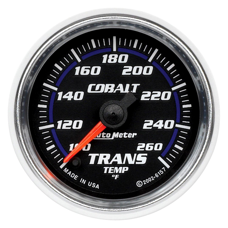 Tranny temp gauges