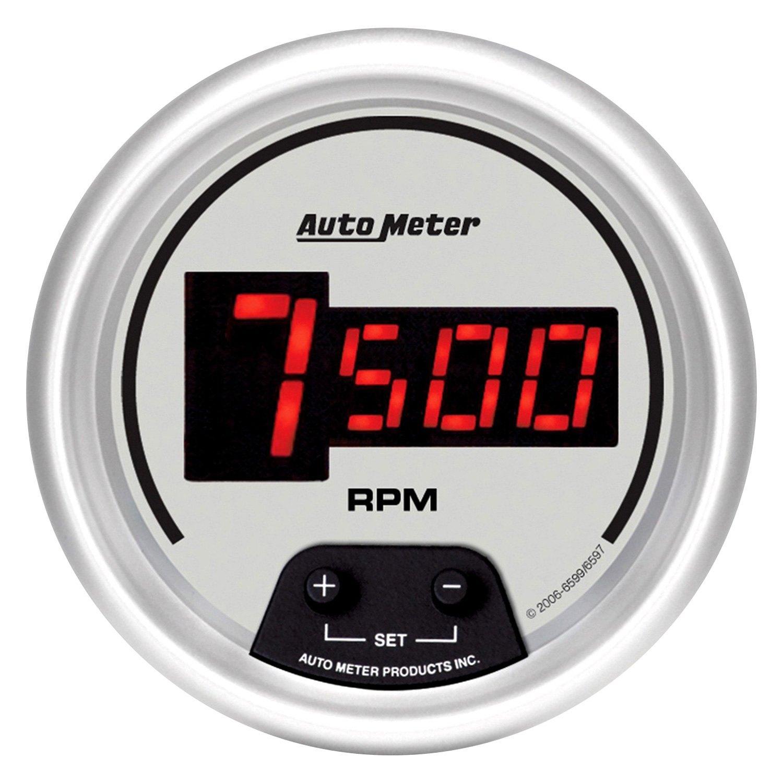 Auto Meter U00ae 6597  8 U0026quot  In