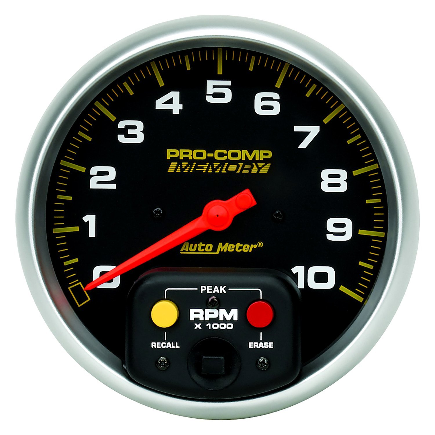 Pro Comp Auto Meter Tach Wiring Guide And Troubleshooting Of Gauge Diagram As Well Sport P U00ae 6801 Series 5 Quot Pedestal Tachometer 2 Super