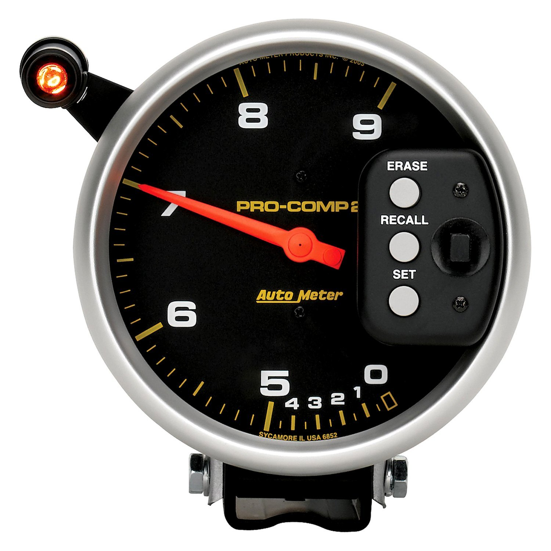 Auto Meter U00ae 6852