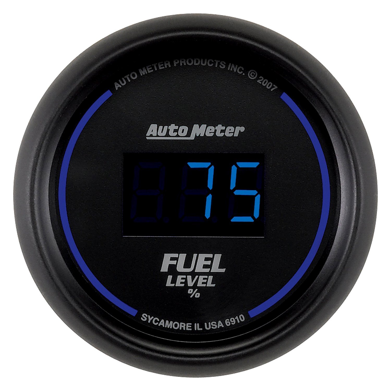 "Auto Zone Phone Number >> Auto Meter® - Cobalt™ 2-1/16"" Digital Programmable Fuel Level Gauge"
