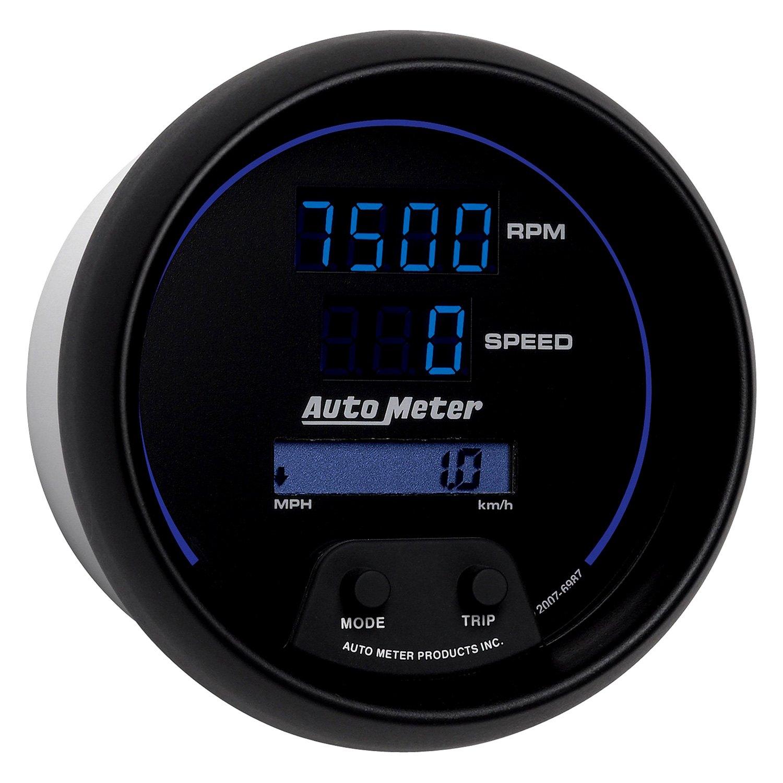 Auto Meter Cobalt Digital Series 3 8 U0026quot  Tachometer