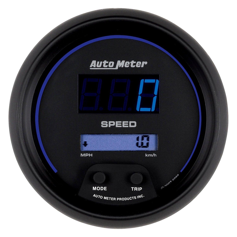Auto Meter® 6988 - Cobalt Digital™ Speedometer In-Dash Gauge