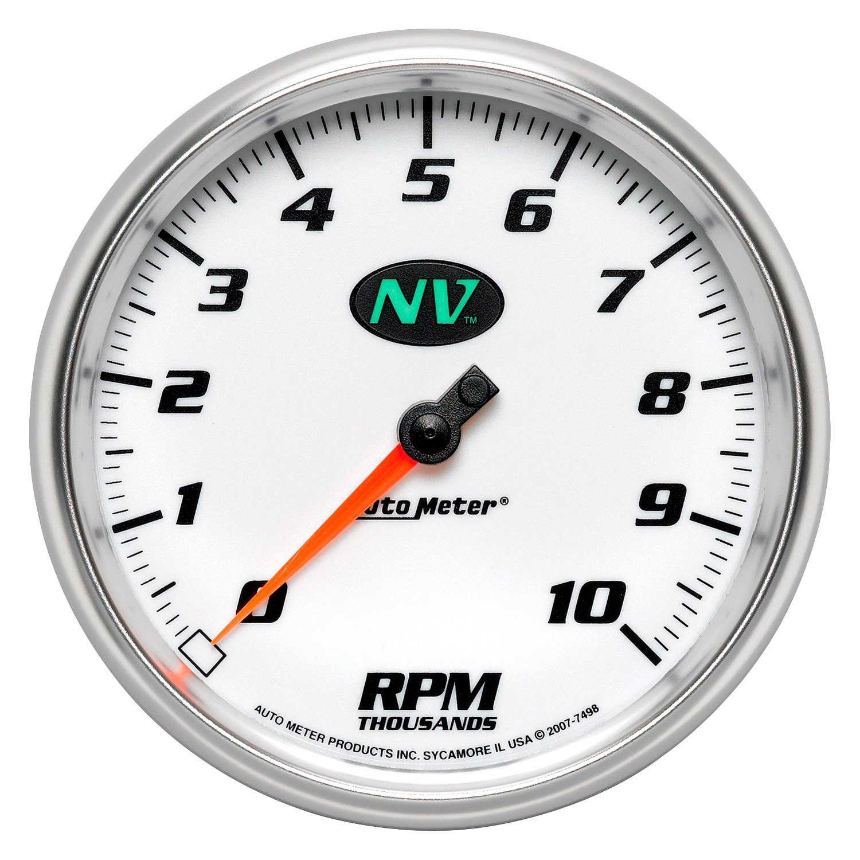 Auto Meter U00ae 7498